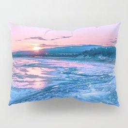 Baikal sunrise Pillow Sham