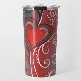 Rays of Love Travel Mug