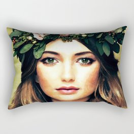 Euterpe - Muse Rectangular Pillow