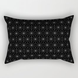 Hex C Rectangular Pillow