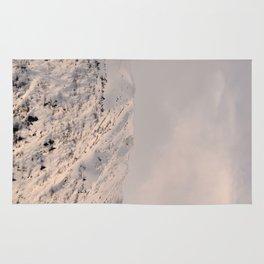 Turnagain Arm Mountain Rug