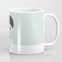 Pingu Loves Icecream Coffee Mug