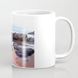 Reflection of Short Rock Coffee Mug