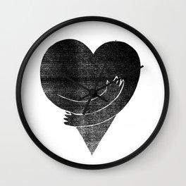 Illustrations / Love Wall Clock