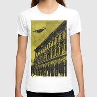 milan T-shirts featuring Milan 1 by Anand Brai
