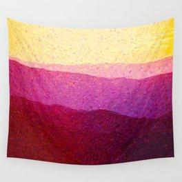 Shenandoah Sunrise Wall Tapestry
