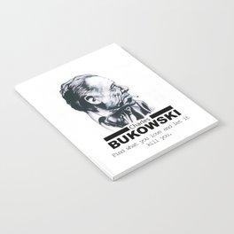 Charles Bukowski Notebook