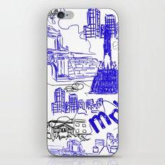 Manila iPhone & iPod Skin