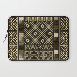 Nsoroma Mud Cloth Laptop Sleeve