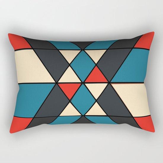 Path #2 Rectangular Pillow