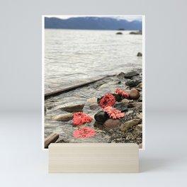 Adventuring Anemones Mini Art Print