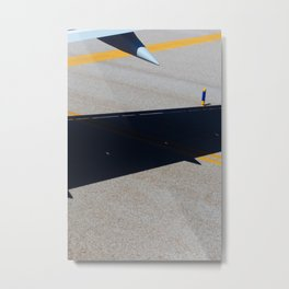 private commercial Metal Print