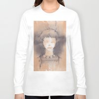 lucy Long Sleeve T-shirts featuring Lucy by Shiro