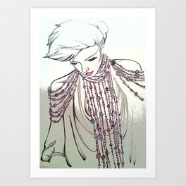 chains Art Print