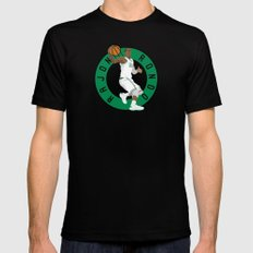 Rajon Rondo Mens Fitted Tee LARGE Black