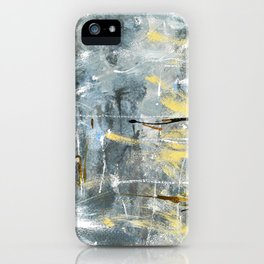 imprinted vision . impaired heart II iPhone Case