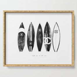 Fashion Surfboards Serving Tray