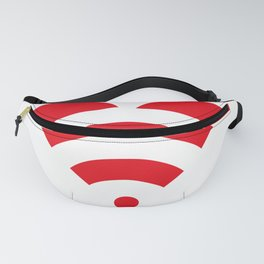 LOVE is all around Fanny Pack