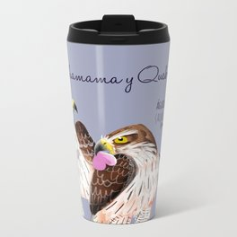 Totem Bonelli´s eagle (GREFA) #2 Metal Travel Mug