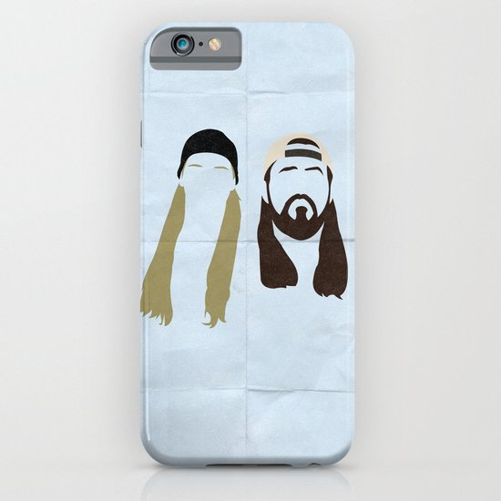 Jay and Silent Bob Strike Back iPhone & iPod Case