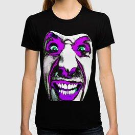 Mad Demon Face T-shirt