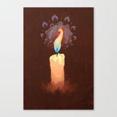 Phoenix Flame Canvas Print