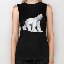 Polar bear Biker Tank