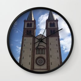 Würzburger Dom Wall Clock