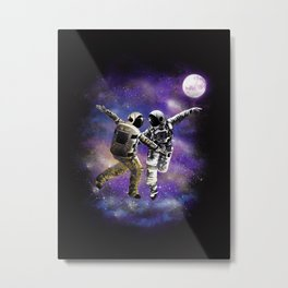 Dance with the Stars Metal Print