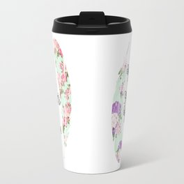 Your Vibe Attracts Your Tribe Feather Travel Mug