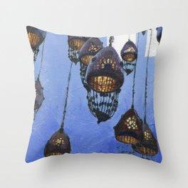 Byzantine Dreams Throw Pillow