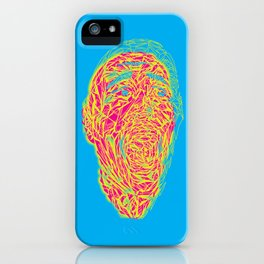 CMY Head Collection - P1 iPhone Case