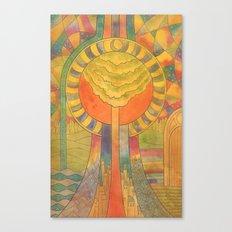 Eden 2 Canvas Print