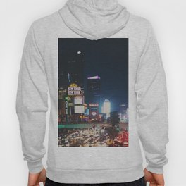 night time on the strip ... Hoody