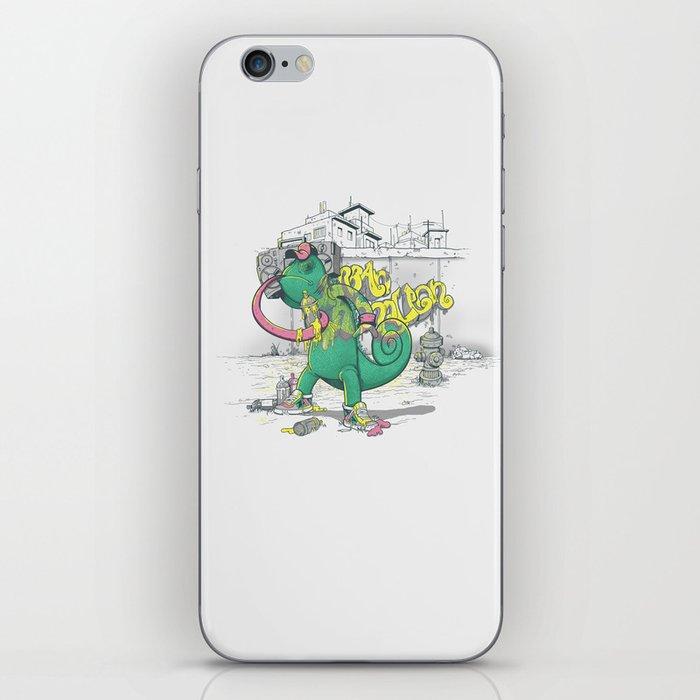 Urban Chameleon  iPhone Skin