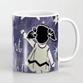 Chalkboard Nursery Rhymes Coffee Mug
