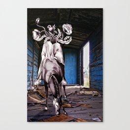 Bucéfalo Canvas Print