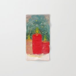 Warmth of the Holidays Hand & Bath Towel