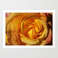 Rose Orient 2032 Art Print