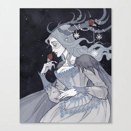 Yule Spirit Canvas Print