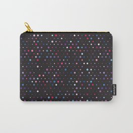 Colorful dots pattern Carry-All Pouch