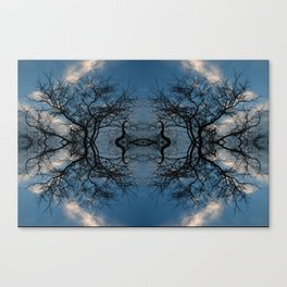 Sky Portal Canvas Print