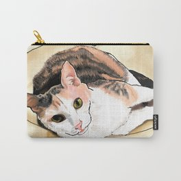 Catrina in the Sink Carry-All Pouch