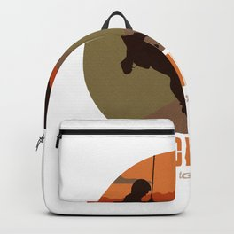 Rock Climbing Dare To Explore Backpack