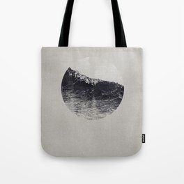 AQUA / 2 Tote Bag
