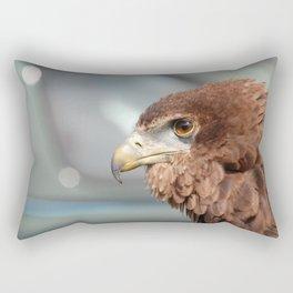 eagle brown Rectangular Pillow