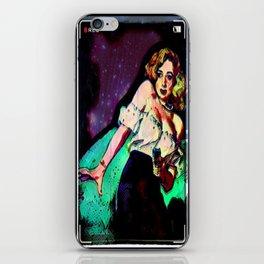 Detective Jane iPhone Skin