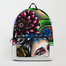 Fall Godess Backpack