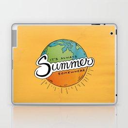 It's Always Summer Somewhere Laptop & iPad Skin
