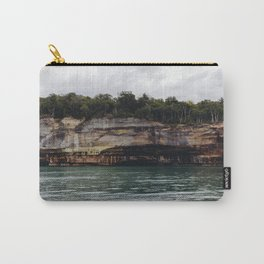 Pictured Rocks I Carry-All Pouch